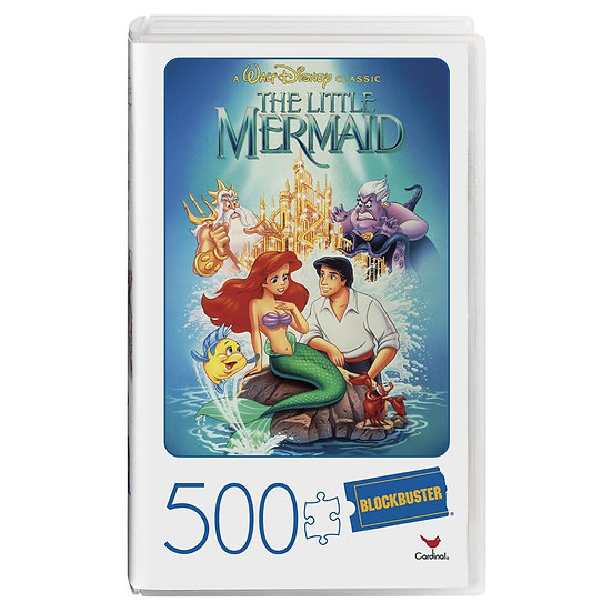 Disney's The Little Mermaid 500 Piece Puzzle