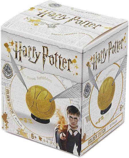 Harry Potter Golden Snitch 3D Puzzle