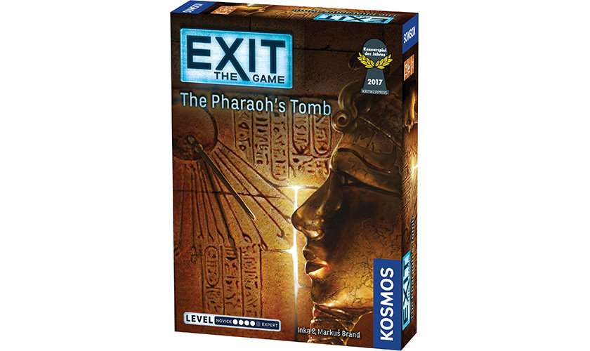 Exit: The Pharoah's Tomb