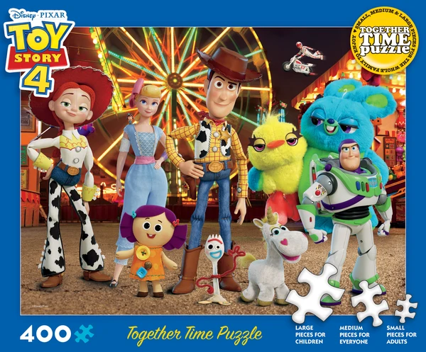 Together Time Puzzle: Disney/Pixar Toy Story 4