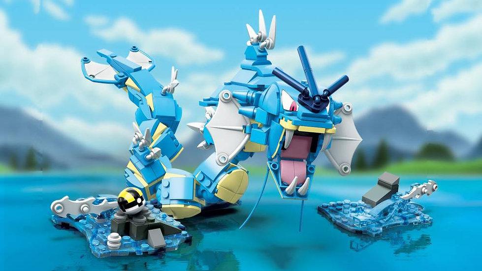 Mega Construx Pokemon: Gyarados