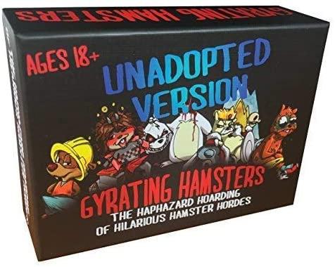 Gyrating Hampsters: Unadopted Version