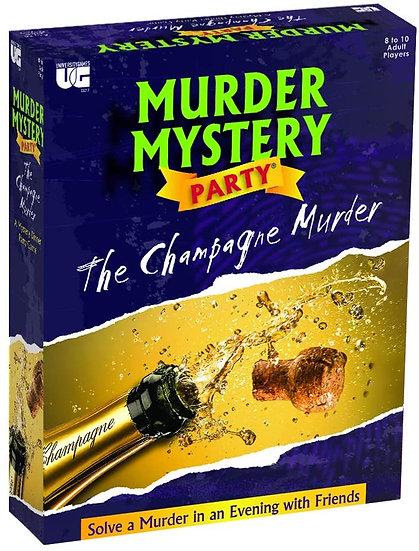 Murder Mystery: The Champagne Murder