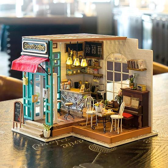 DIY Miniature House Kits