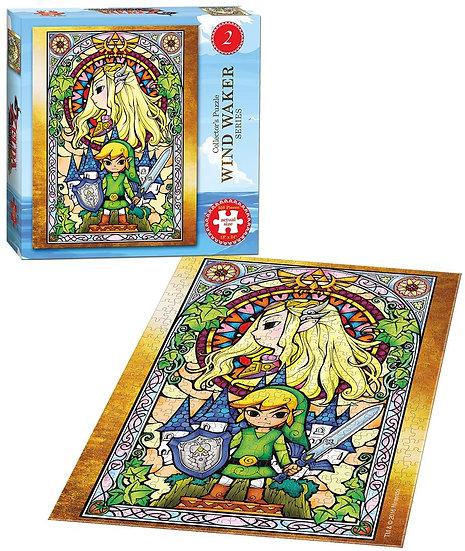 The Legend of Zelda: Wind Waker Collector Series Puzzle