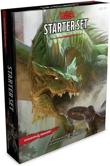 Dungeons & Dragons 5E Starter Set