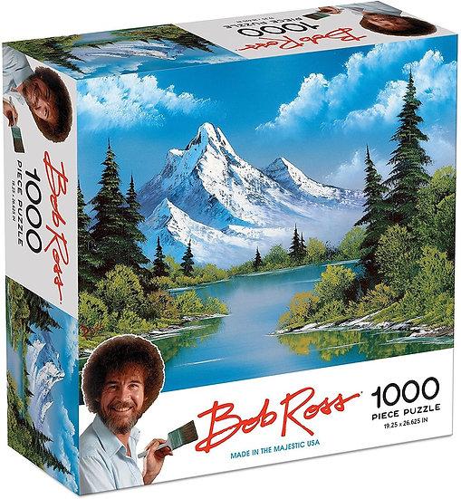 Bob Ross: Mountain Reflections