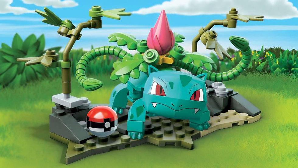 Mega Construx Pokemon: Ivysaur