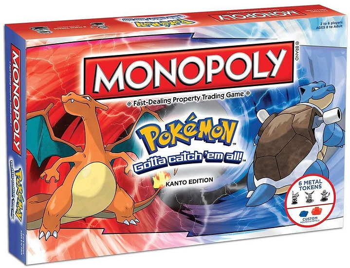 Monopoly: Pokemon Edition
