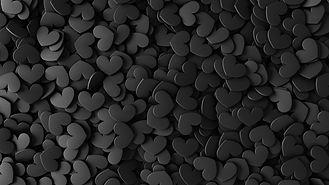 heap-from-many-small-black-hearts-valent
