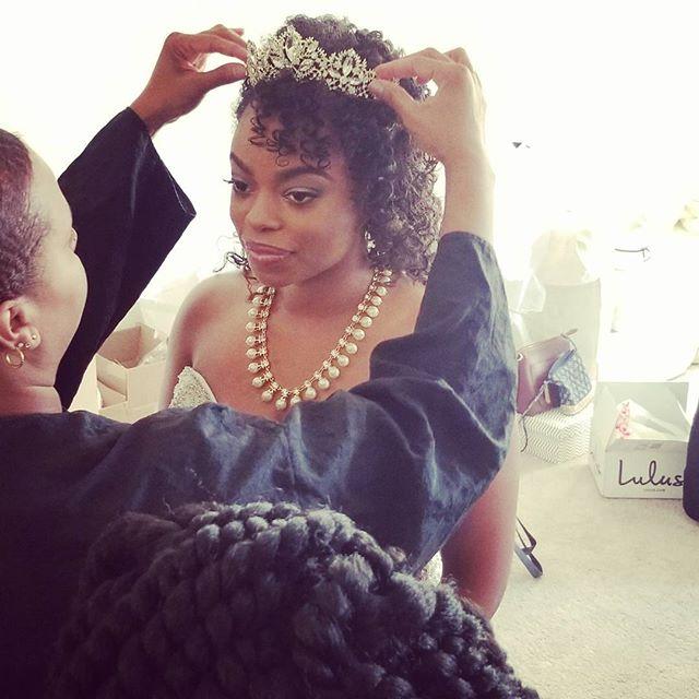 Bridal Beauty today