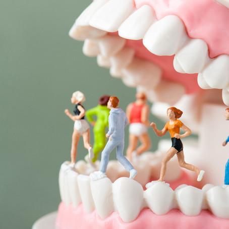 ¿Cómo la salud oral puede influir en el rendimiento físico?