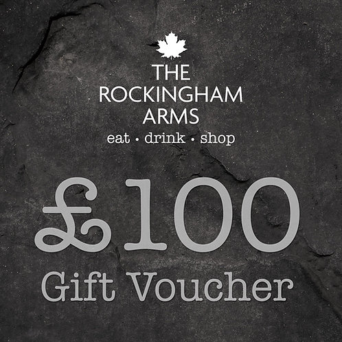 Posted £100 Gift Voucher