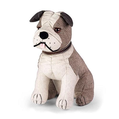 Thurston the Bulldog Doorstop