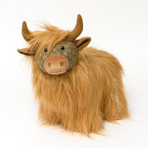 Fergus the Highland Cow