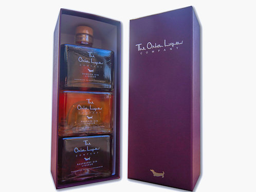 Oxton Stacking Liqueurs Gift Set