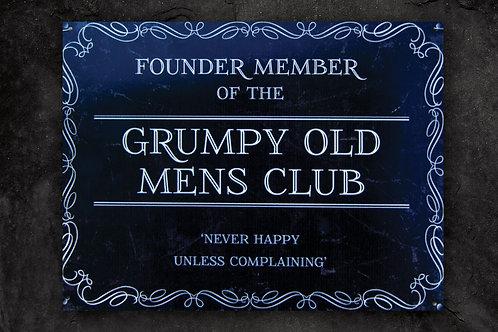 Grumpy Old Mens Club