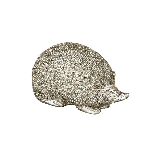 Small Sparkly Gold Hedgehog