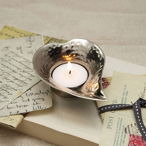 Heart Shaped Tealight holder