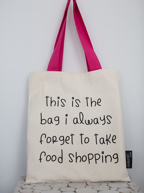 This is the Bag I always forget to take....