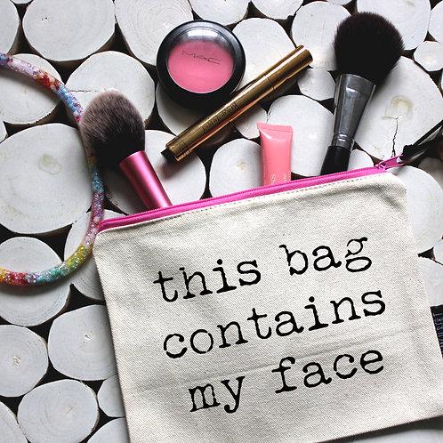 Lola & Gilbert makeup bags