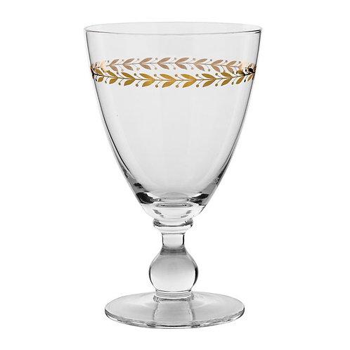Laurel Wine Glass