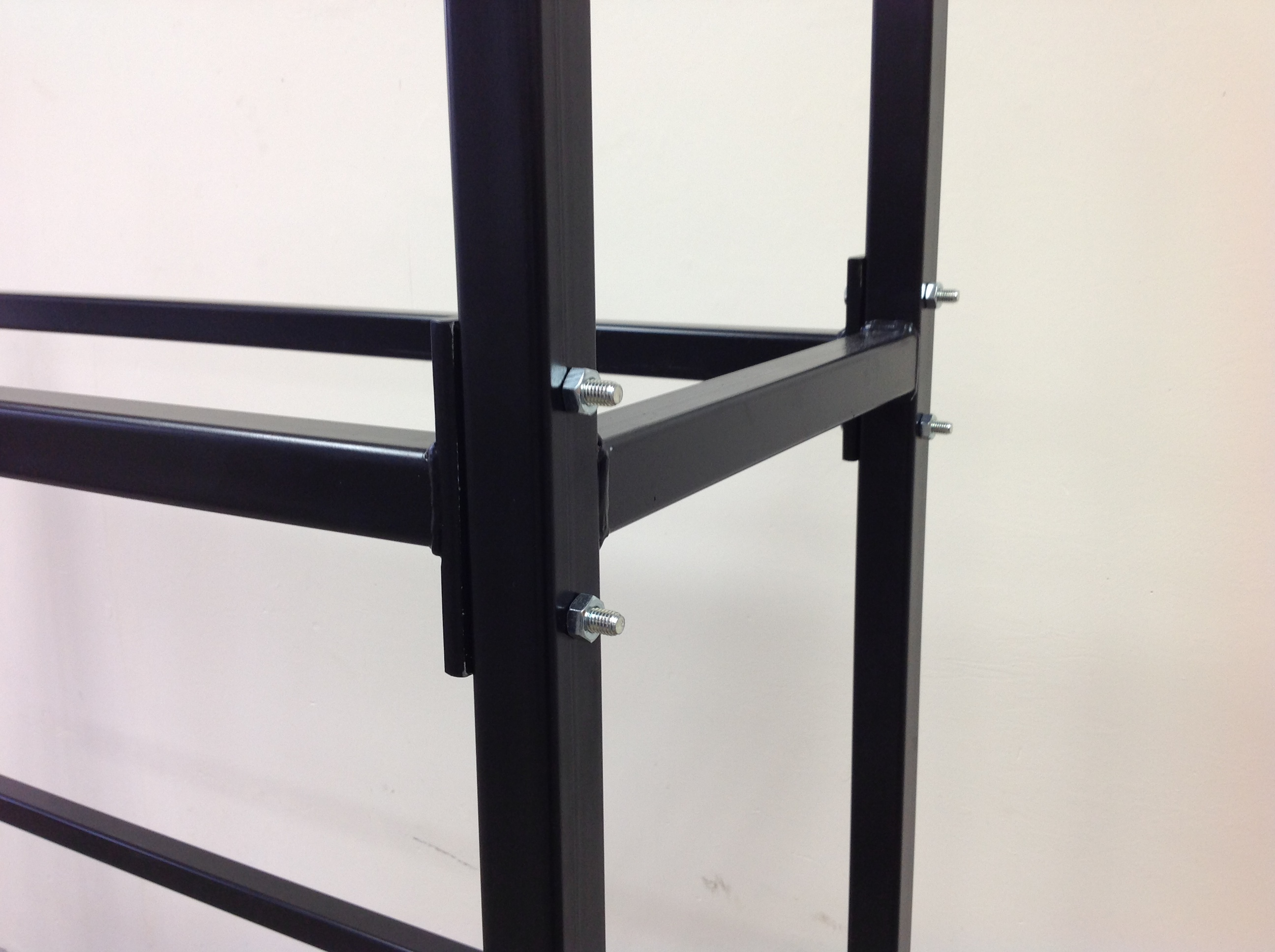 Easy to Assemble Racking