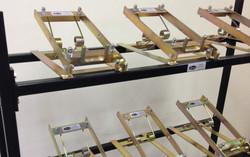 Custom Racking with Auto-Tilts
