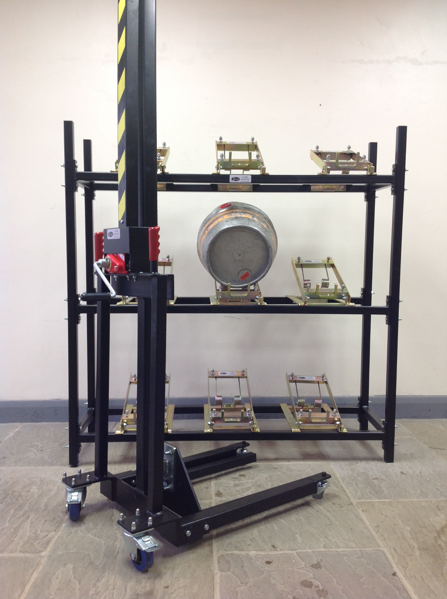 Complete Cask Storage System