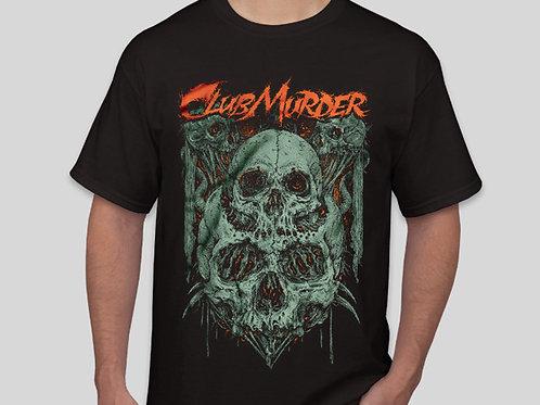 ClubMurder Male Tshirt