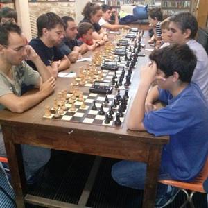 Resultado de imagen para uriel tesio ajedrecista