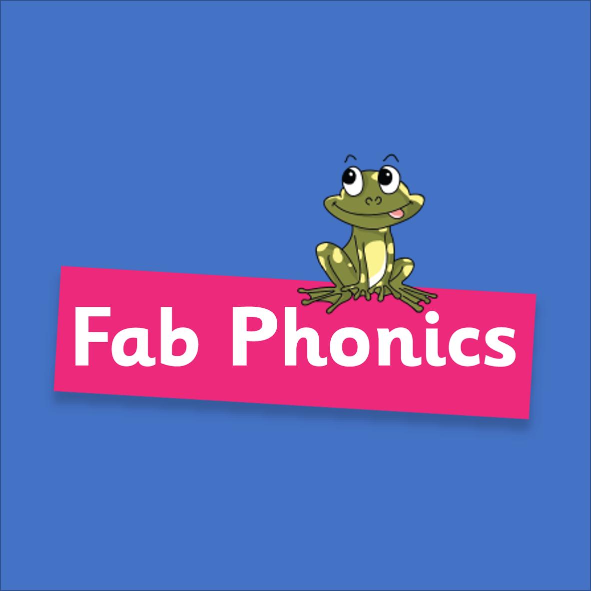Fab Phonics Online