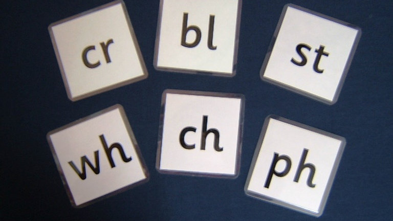 Blends and Digraph Cards