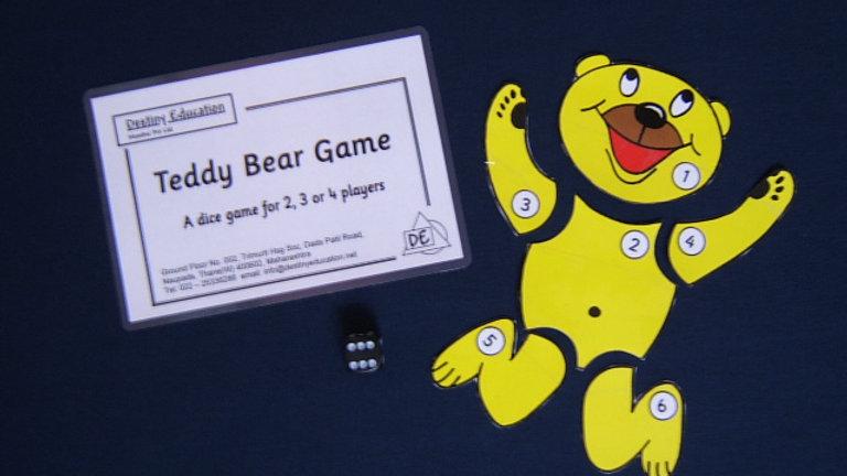 Teddy Bear Game