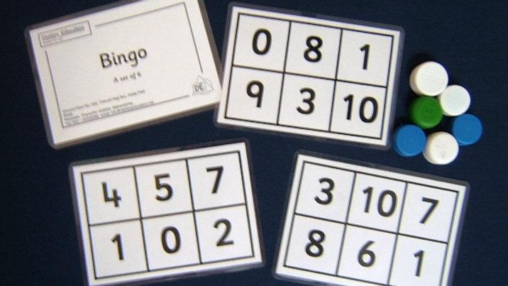 Number Bingo (Housie)