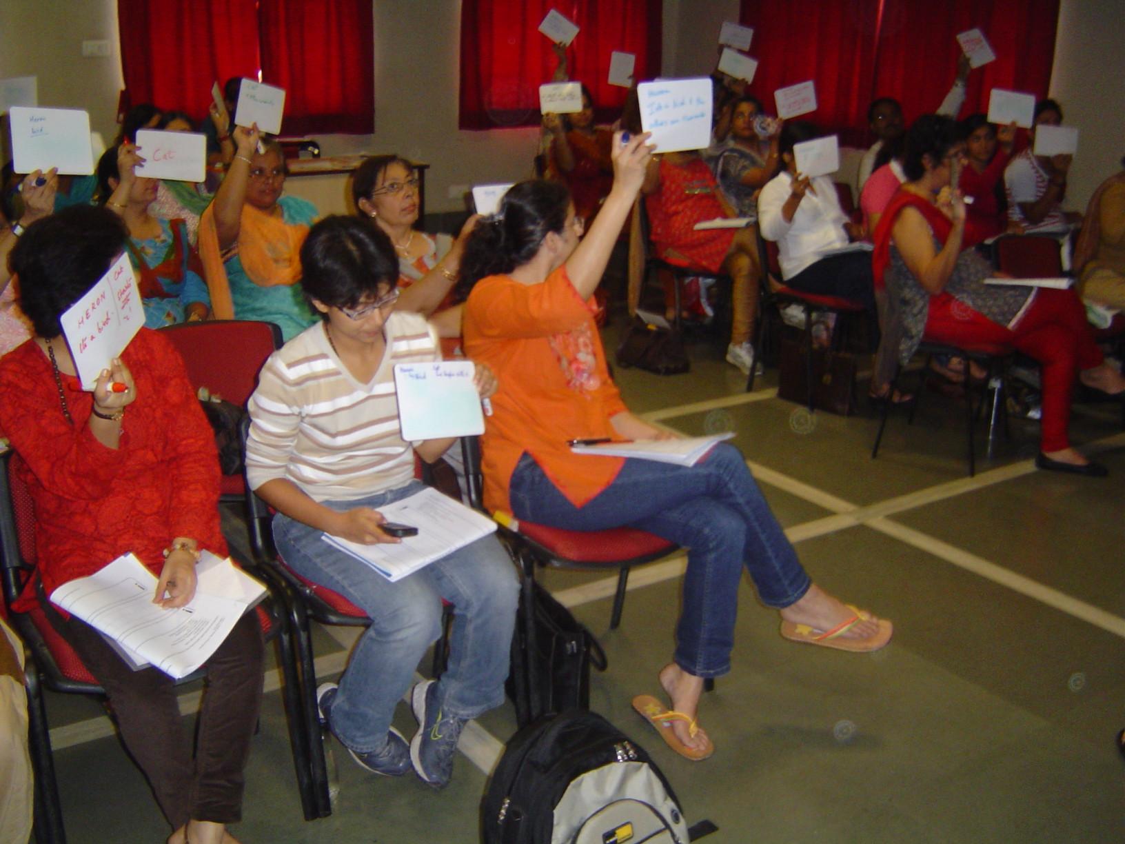 Teaching Skills Workshops