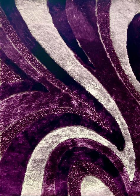 Purple Rain Shag