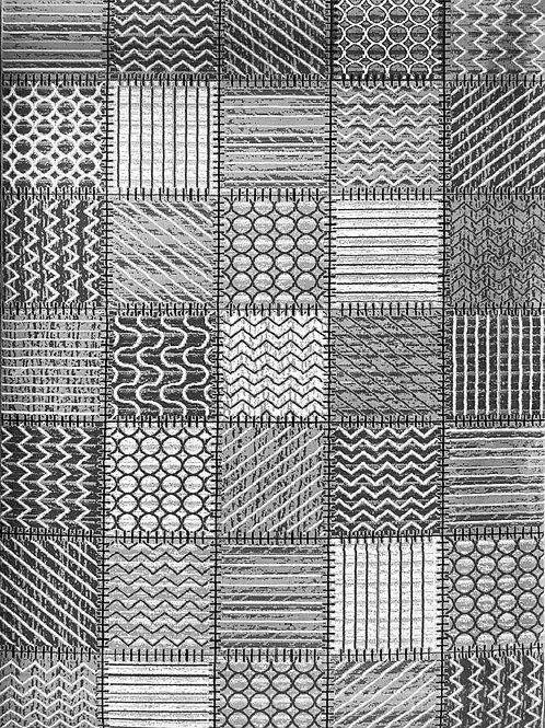 Monochrome Quilt