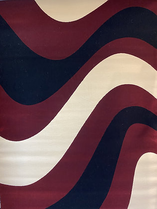 Waves Red