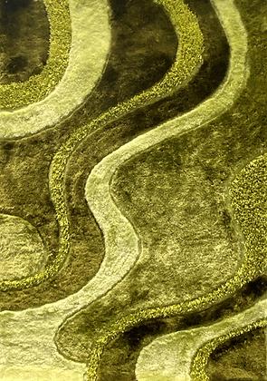 Green Shag Waves