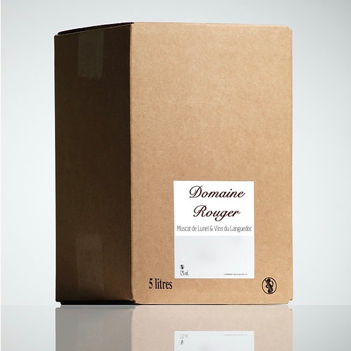 Bib 10L Blanc Chardonnay