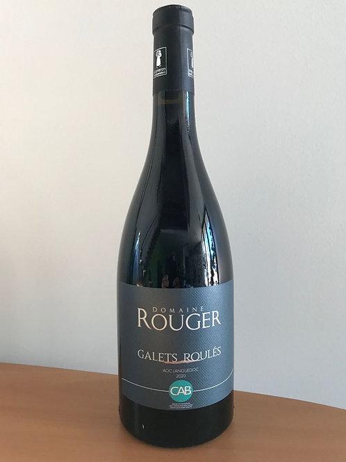 """AOC Languedoc """"Galets Roulés"""" rouge"""