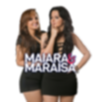 MAIARA E MARAISA -RIBEIRAO COUNTRY FEST  2016 - DENIS EXCURSOES