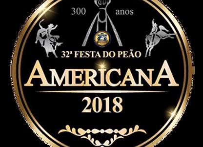 FESTA DO PEÃO DE AMERICANA 2016 -DENIS EXCURSOES