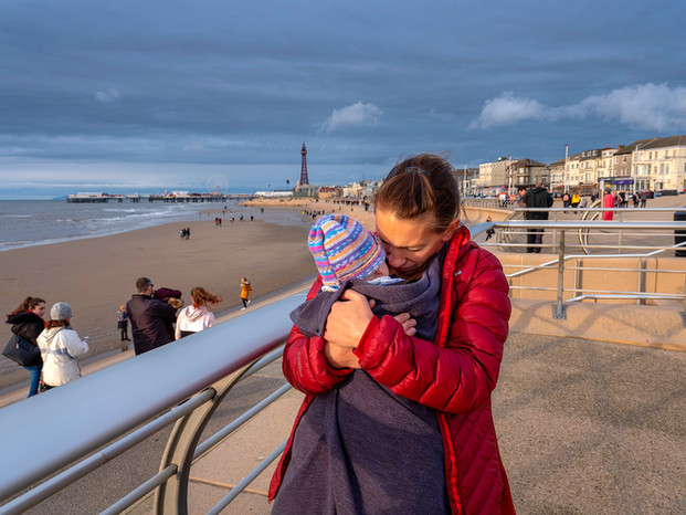 New Mother, Blackpool