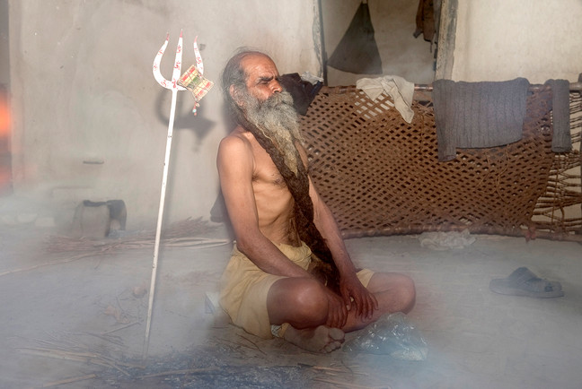 Kailash Singh, Varanasi, India