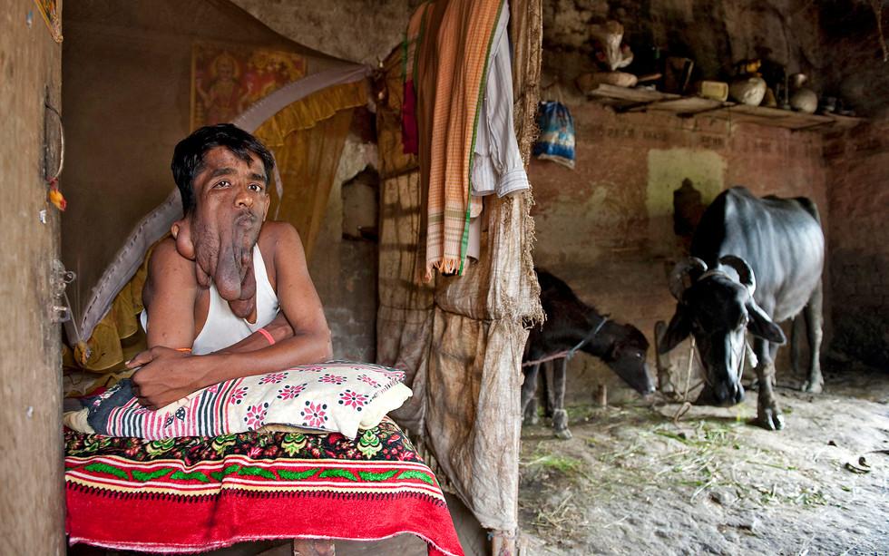 Lalit Ram, Bihar, India.