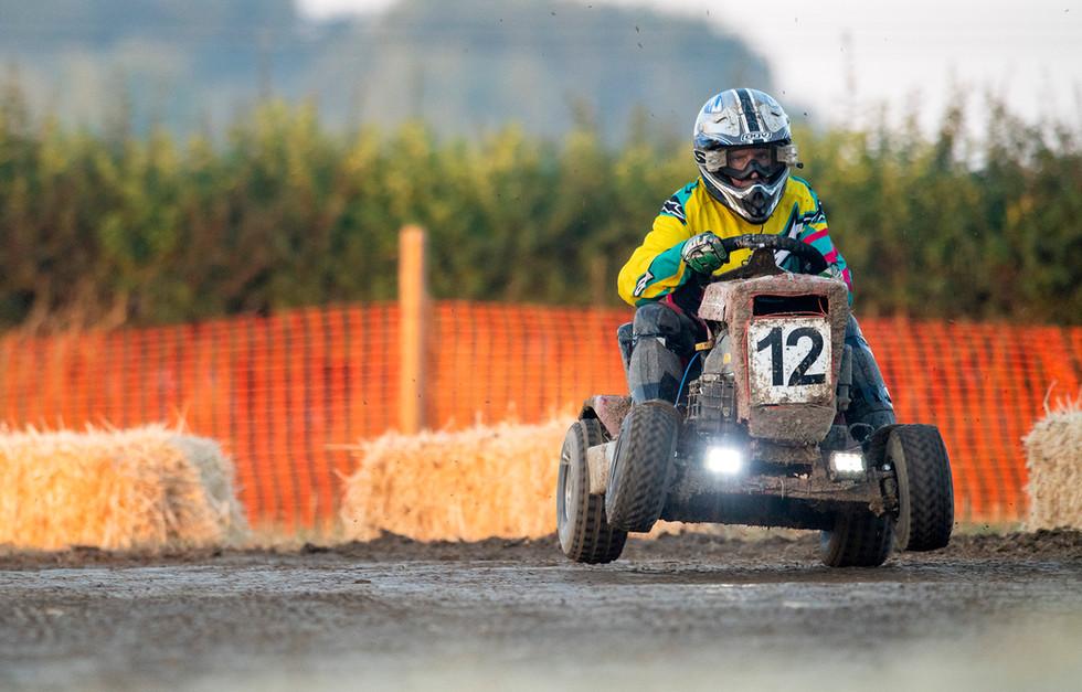 Lawnmower Racing, Sussex