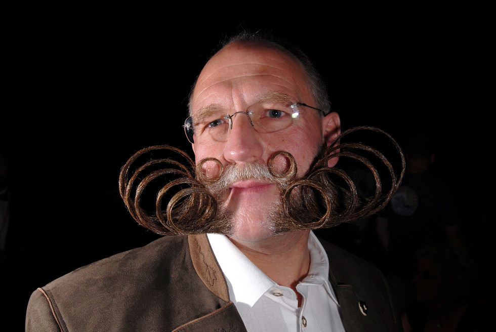 World Beard and Moustache Competition, Brighton