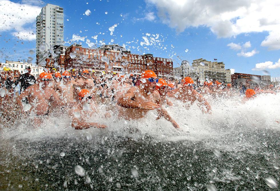 Sea Swim, Brighton